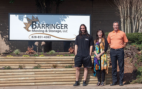 Barringer Moving and Storage family