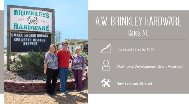AW Brinkley Hardware