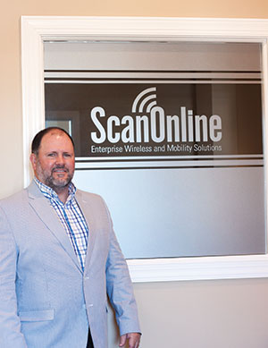 Lee Pickler of ScanOnline