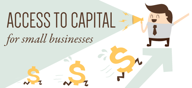 access to capital -- click to register