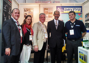 DryCorp with Arab Health