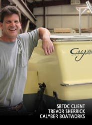 Read client success story - Calyber Boatwork