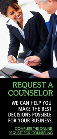 click to complete the online request for counseling