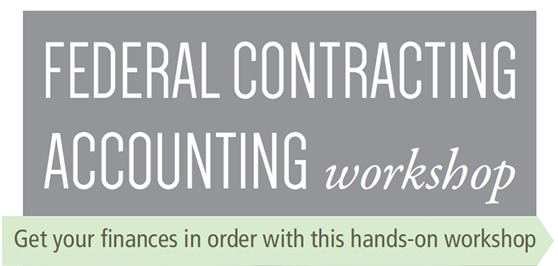 Federal Contract Accounting