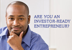 Are you an Investor-Ready Entrepreneur? Click to learn more