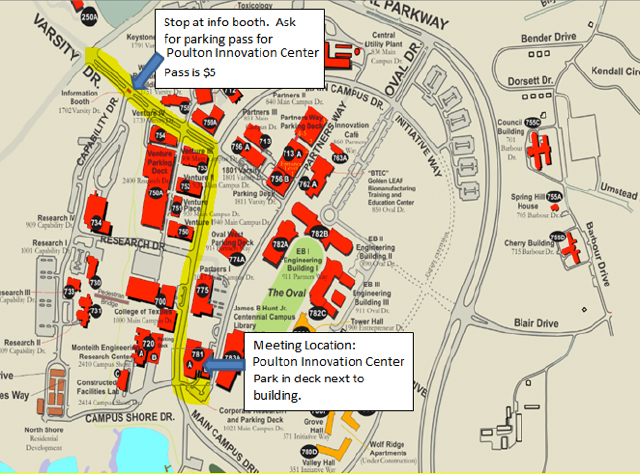image of ncsu sbtdc map