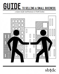 cover image of the guide to selling small business
